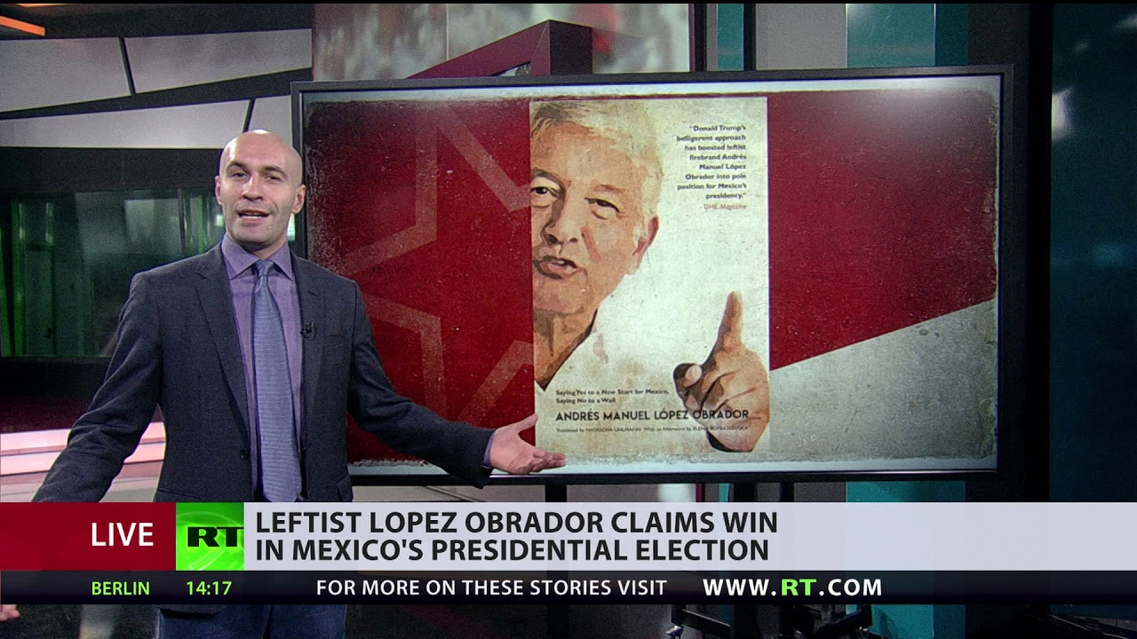 Mexico goes Left: Outsider-candidate Obrador claims victory in presidential election