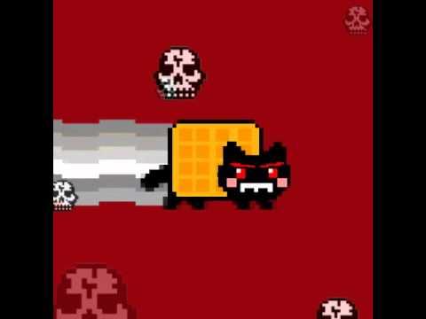 Nyan Cat And Waffle Cat Nyan Cat Nemesis