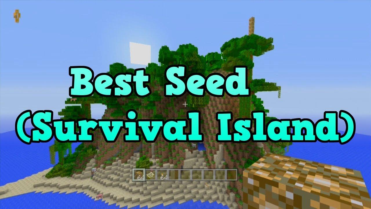 Minecraft Survival Island Ps