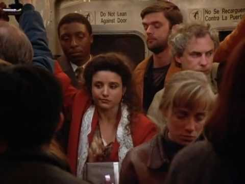 SEINFELD - ELAINE ON THE TRAIN - FULL - HQ Music Videos