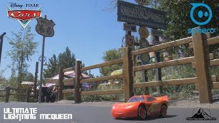 Optibotimus Reviews: Sphero Disney Pixar Cars ULTIMATE LIGHTNING MCQUEEN