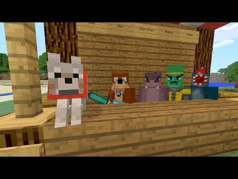 Minecraft Xbox - Cat And Mice [183] video