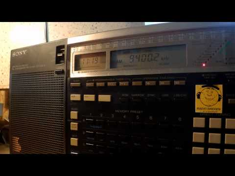 17 08 2015 UNIDentified station with Arabic music 1119 on 9400