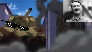 Girls und Panzer - anime crack