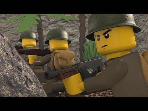 LEGO WAR IN THE PACIFIC 2 Music Videos