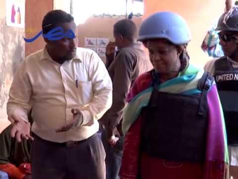 Zainab Hawa Bangura Visits Somalia