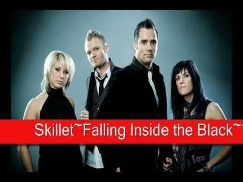 Falling Inside the Black (with Lyrics in vid) by Skillet Video