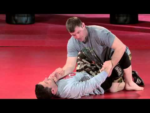 Matt Hughes MMA Training Sample Clip Image 1