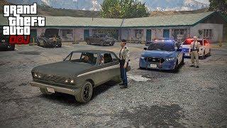 GTA 5 Roleplay - DOJ 237 - Like Father Like Son (Criminal)
