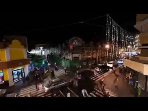 las lomas de joyabaj  de ciudad guatemala 2014