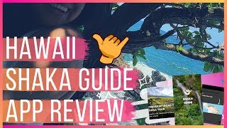 Best Cheap Hawaii Tour Guide App - Shaka Guide - Maui Revealed App Review - The Amateur YouTuber