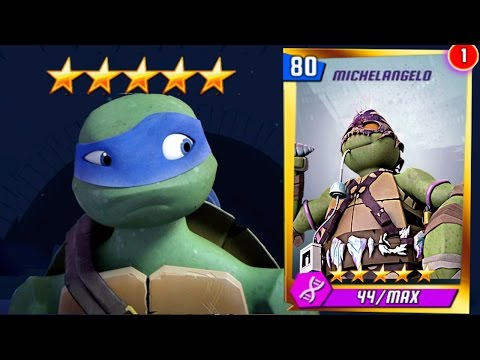 Teenage Mutant Ninja Turtles Legends - Part 143
