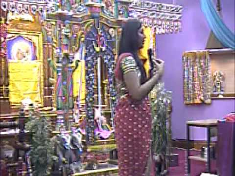 Oldham Temple 35th Patotsav 2012 - Day 3 - Ladies Satsang Night