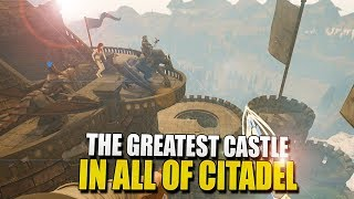 The GREATEST Castle There EVER Was (Citadel Forged With Fire) #7 - Final Day