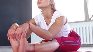 Йога для начинающих   Упражнения для релаксации Workout   Будь в форме