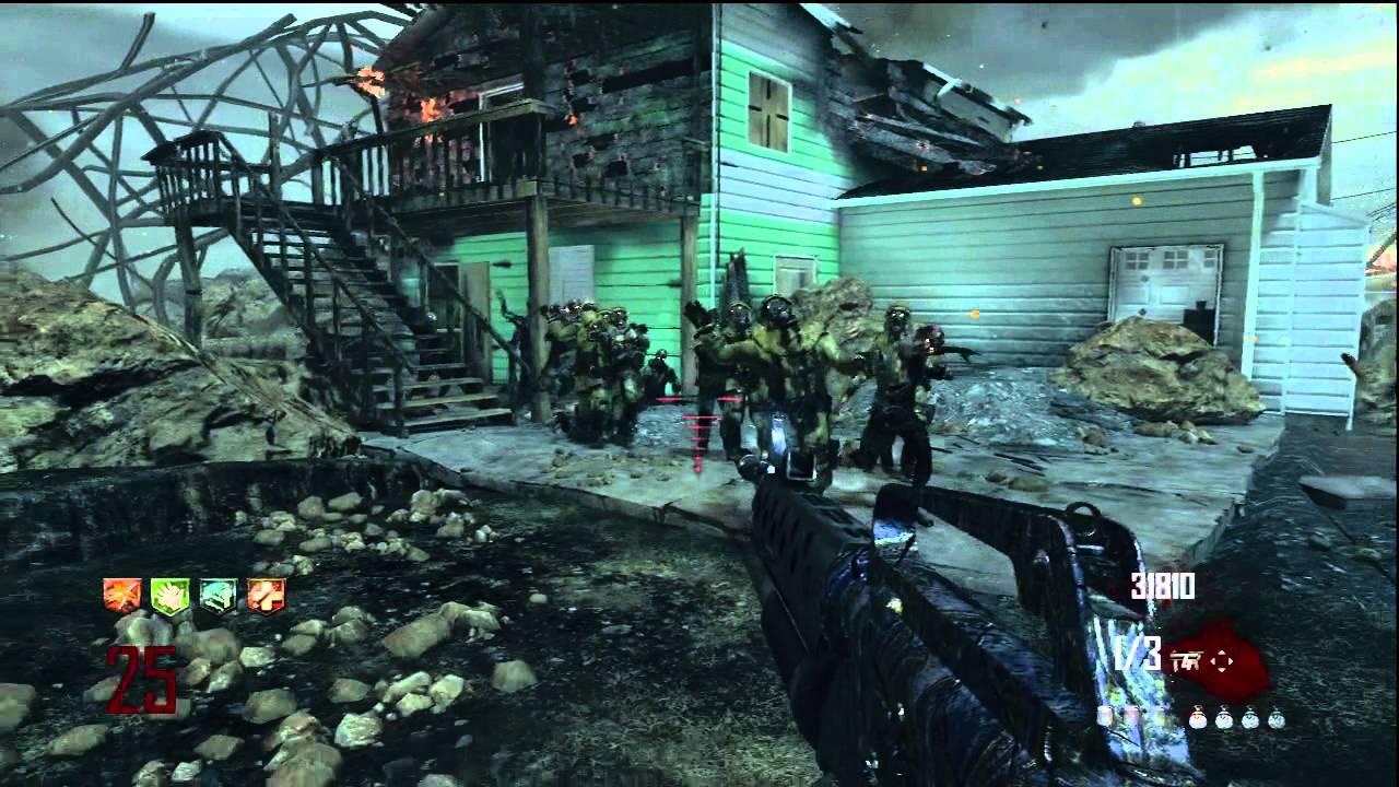 Black Ops Skullcrusher Black Ops 2 Zombies Pap Colt