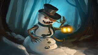 Gothic Winter Music - Snowmen of Darkthorn Town