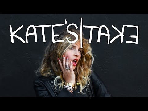KATE'S TAKE: Easy Daytime Makeup Tutorial and Black Friday Prep!