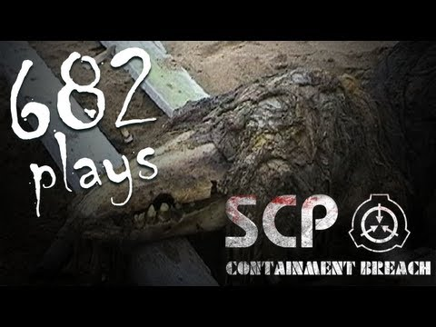 682 Plays - Scp Containment Breach !