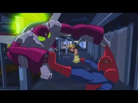 Великий Человек-паук - Соколиный Глаз - Сезон 2, Серия 5 | Marvel