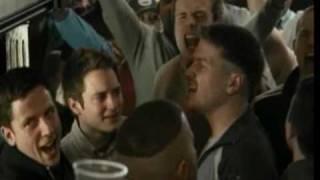 Hooligans - pub scene (bubbles song)