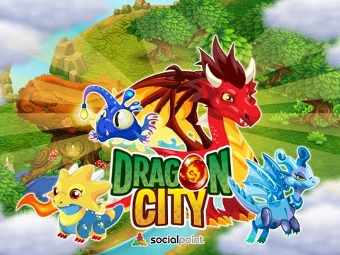 Dragon City - Como sacar a los Dragones Hibridos Raros [HD]