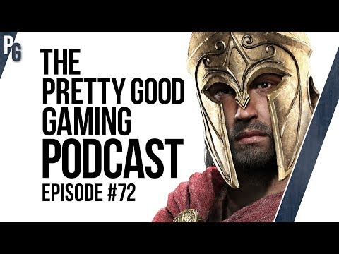 When Gaming Is A Grind, Why Expectation Matters + MORE! | Pretty Good Gaming Podcast #72