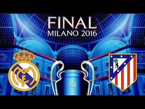 UEFA Champions League Final 2016: Real Madrid vs. Atlético Madrid (Hair vs. Hair Match)