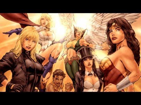 Top 10 DC Superheroines