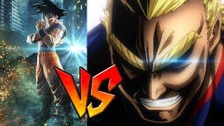 Series que veremos en Jump Force el crossover definitivo del anime
