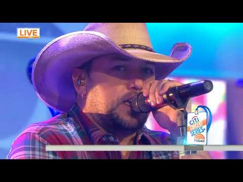 Watch Jason Aldean perform 'You Make It Easy' live