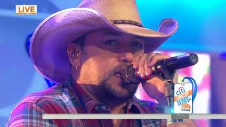 Download Lagu Watch Jason Aldean perform 'You Make It Easy' live Gratis STAFABAND