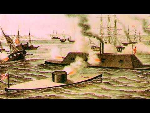 Recon Secrets of the Sea USS Monitor and the H.L Hunley