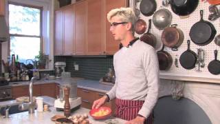 Vegetarian Tonight: Mushroom Burgers with Barley