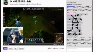 Kaceytron trolled highlights (LoL)