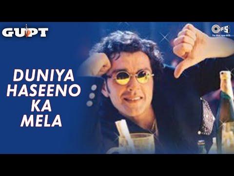 Duniya Haseenon Ka Mela - Gupt - Bobby Deol - Udit Narayan - Full Song