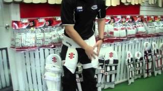 Gray-Nicolls Ultimate Cricket Thigh Pad 2013