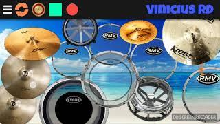 Real Drum- QUASE (Avine Vinny)