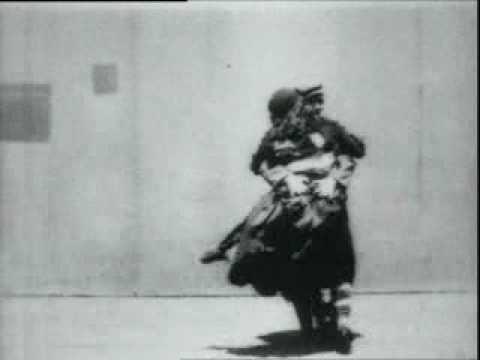 A ''Tough'' Dance (Apache Dance) 1902 Video