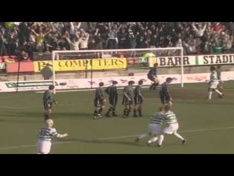 Henrik Larsson - Best ever goals for Celtic FC