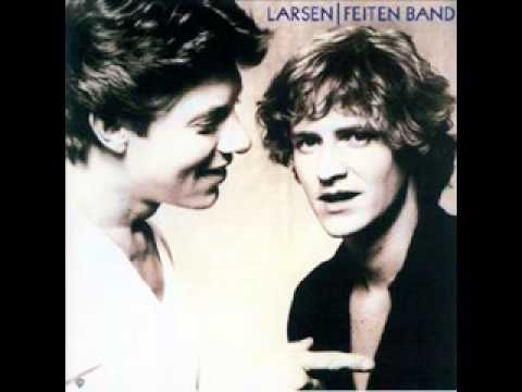 She's Not In Love - Larsen-Feiten Band