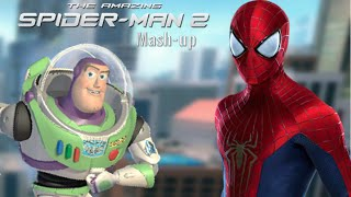 Toy Story / The Amazing Spider Man 2 Trailer Mash Up