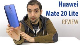 Huawei Mate 20 Lite Review în Limba Română (Telefon midrange cu 4 camere)