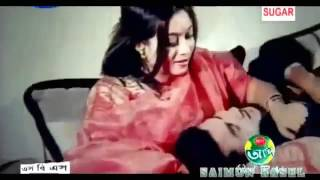 Bangla Hot Film Song Sabnur and Manna Kothin Purus Valobashar maje