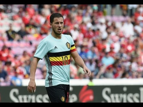 Switzerland 1-2 BELGIUM's Highlights | Friendly | 2016/05/28