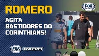 Romero faz post enigmático e agita bastidores do Corinthians!