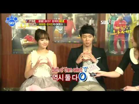 Rooftop Prince JYJ Yoochun SBS E Live Report
