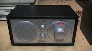 Emerson NR31 Tivoli-lookalike AM/FM stereo table radio