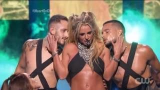 Download Lagu Britney Spears - Work Bitch - Toxic - iHeartRadio Music Festival Gratis STAFABAND