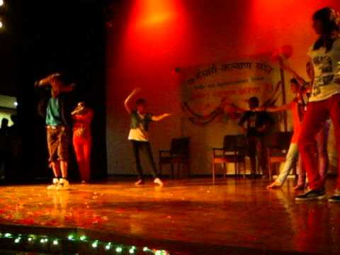 vishal dance company